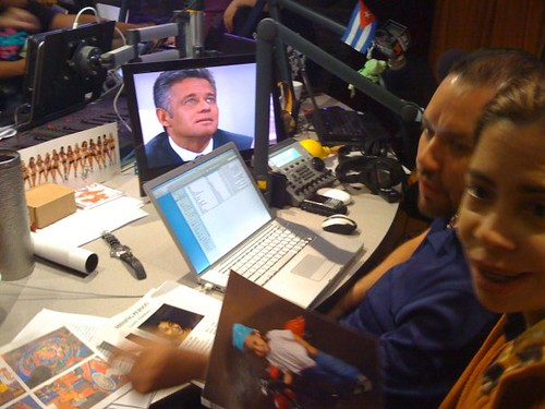 Joe Ferrero from Enrique y Joe Radio Show