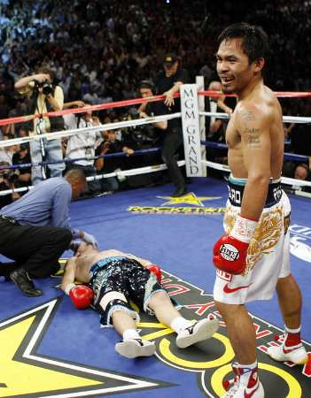 biography of manny pacquiao salin sa tagalog