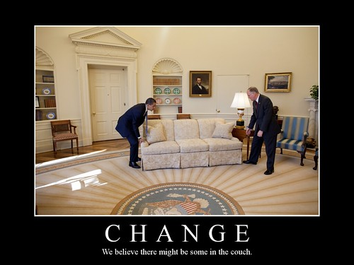 Change: We belive there might be some in the couch.