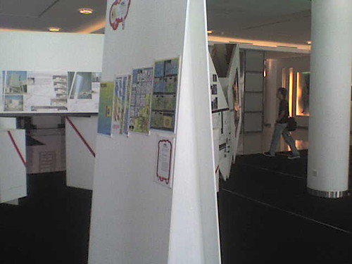 Degree Project exhibition
