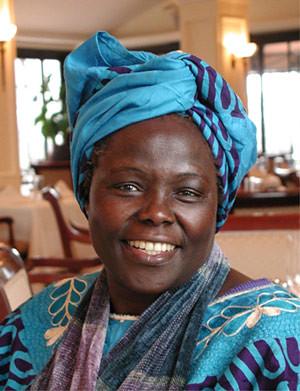 Wangari Maathi