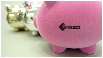 FlexScan EV2023W-H / EV2303W-Tの「財布にもエコ」