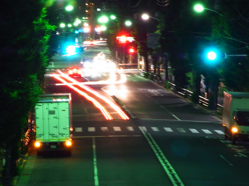 RICOH CX1 Time Exposure Photo 3