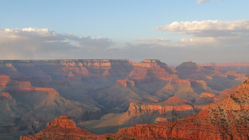 Sunset from Mather Point
