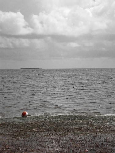 lone buoy
