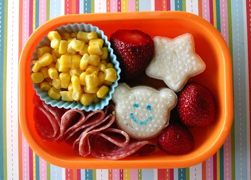 Preschool Bento #182: May 20, 2009