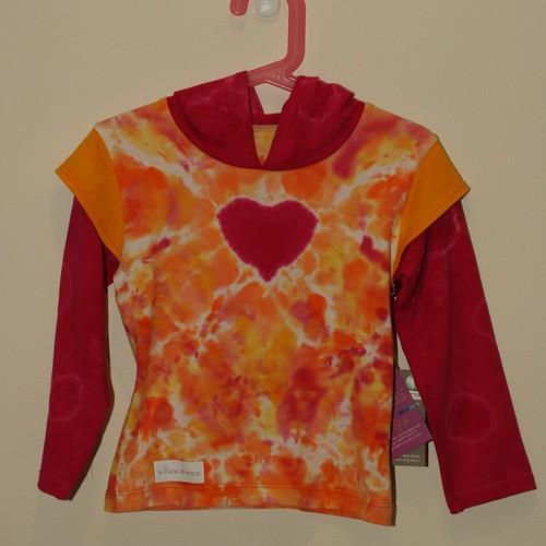 Quiara pink heart