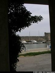 Aigues-Mortes (Jipem) Tags: voyage city trip travel france wall port boat canal pregnant medieval enceinte bateau channel ville excursion gard muraille aiguesmortes mdival languedocroussilon