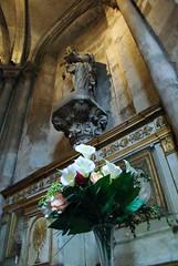 Saint Germain (Elisabeth de Ru) Tags: paris france abbey geotagged europa europe frana saintgermaindesprs frankrijk francia parijs parys  parisi   pariz  glisesaintgermain saintgermainchurch celisabeth85flickr  sonydslra300 paris6emearrondissement paris|parijs|parisi elisabethderu