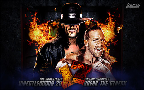 wrestlemania 25 wallpaper. Wrestlemania 25 wallpaper