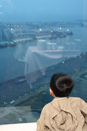 高雄港 From 85大樓