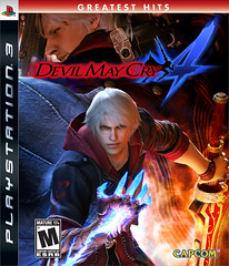 Devil May Cry 4 - PS3 Greatest Hits