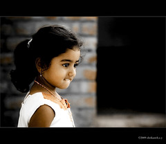 ''Innocence- the secret of happiness'' (shri :)) Tags: portrait sun sunlight india art kids canon children photography eos flickr bokeh bangalore sigma karnataka closeupshots artphotography sigma70300 innosence shayar sigma70300apodgmacro childrenportraiture 450d 70300apomacro canon450d portraiturephotography sigmaapomacro shrikanthsy shaayri