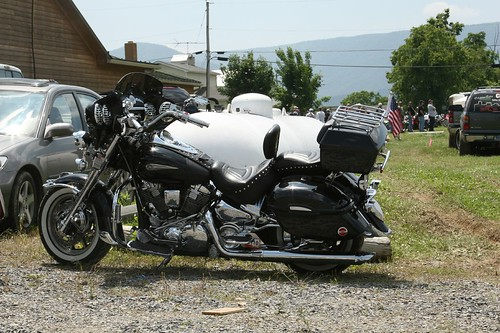Yamaha Royal Star Silverado