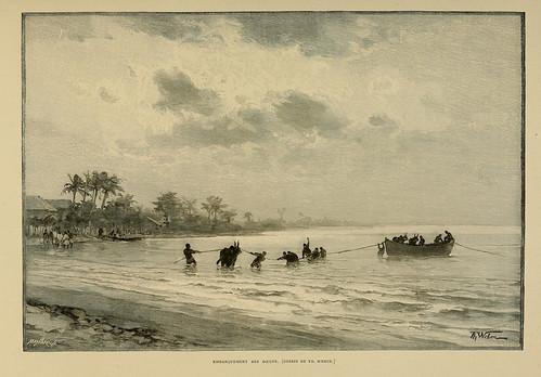 008-Embarque de bueyes-Madagascar finales del siglo XIX