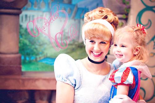 Chloe & Cinderella!