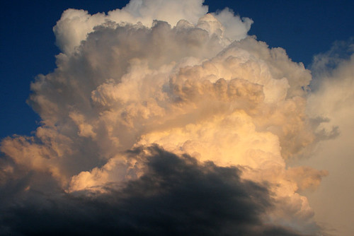 Monsoon sky