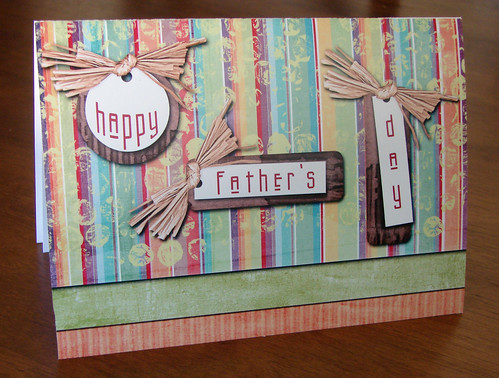 Father's Day Card 2009