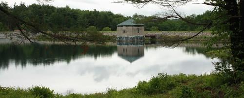 Holden Reservoir Reflections