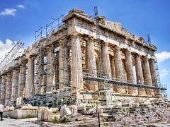 Not just marbles. (Faddoush) Tags: museum nikon hellas athens parthenon greece marbles acropolis faddoush