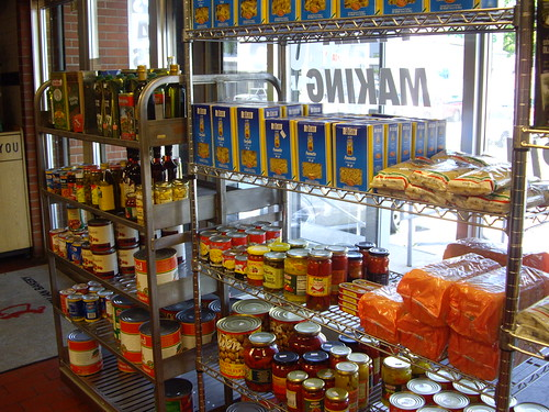 Italian Groceries at Auddino's Bakery (Columbus, OH)