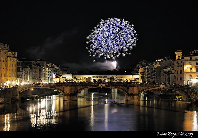 Notte di S. Giovanni, Firenze