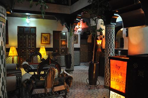 O que é uma Riad, Visita Virtual e História 4