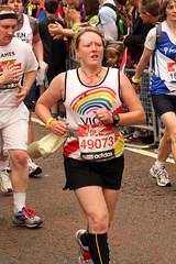 Virgin London Marathon 2010 (42run) Tags: lm10 49073 42run