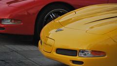 Gult -|- Yellow (erlingsi) Tags: red yellow simplicity oc rd 169 corvette gul erlingsi erlingsivertsen enkelt utsnitt tvformat