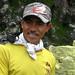 Spidey and a friendly sulphur miner :). Gunung Ijen, Indonesia 24APR10