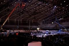 Scene - backstage på eurovision