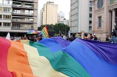 Manifestao contra as declaraes de Dadeus Grings (Somos LGBT) Tags: igreja punks somos travestis gays nuances lsbicas transexuais dadeus ligabrasileiradelsbicas