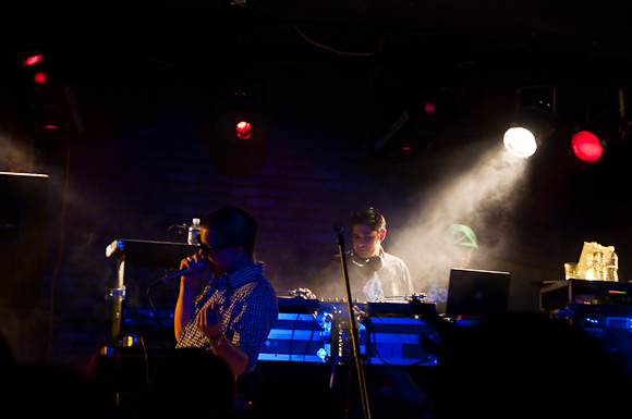 The Hold Up @ Avalon Nightclub 4/20/10