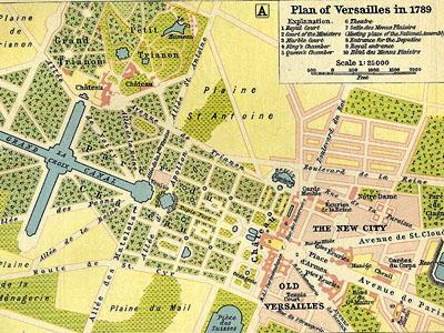Versaillesplan