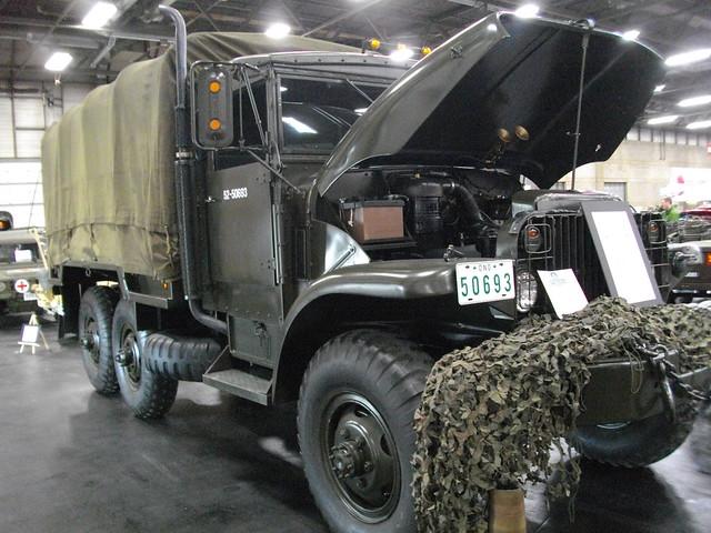 1952 gmc 6x6 truck