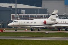 G-LATE - 88 - Private - Dassault Falcon 2000EX - Luton - 100412 - Steven Gray - IMG_9754