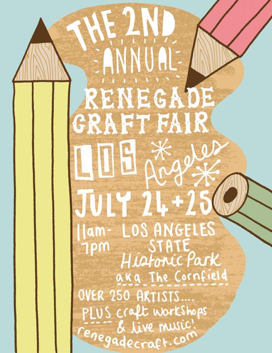 Renegade Craft Fair – Los Angeles
