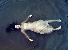 Second Chance (Stephen Beadles) Tags: water girl up dark dead photography dress stephen give dont drowned dontgiveup beadles stephenbeadles diveup