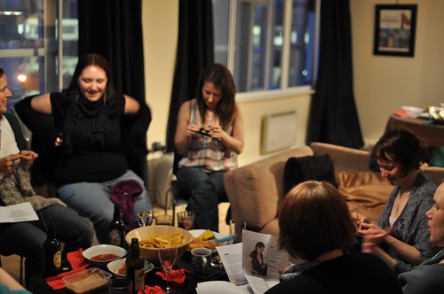 knitters party