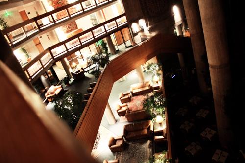 *3rd floor view*