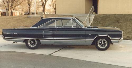 67 Dodge Coronet 500 cust