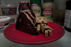 Gluttony (20/52) (dlanglois2) Tags: food cake canon stuffed chocolate 7 eat seven nik gluttony sevendeadlysins danbo danboard