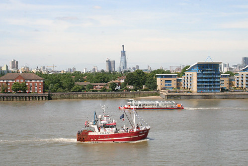 Amity II visiting London