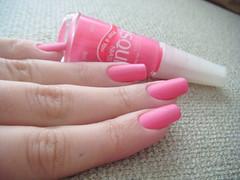 Pop , Risque (Lady_Yaya) Tags: pop nails unhas risque