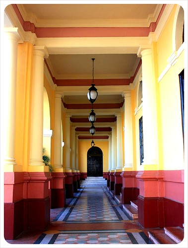 Casco Viejo arcades