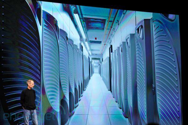 Apple iCloud Datacenter Hardware