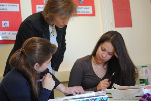 In Class (16/06/2011) by Shane Global Language Centres, on Flickr