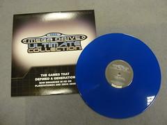 SEGA Mega Drive Ultimate Collection - Ltd Vinyl Album