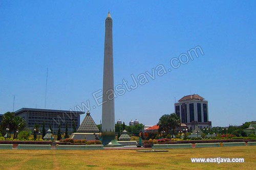 The Heroes Monument - Surabaya - East Java