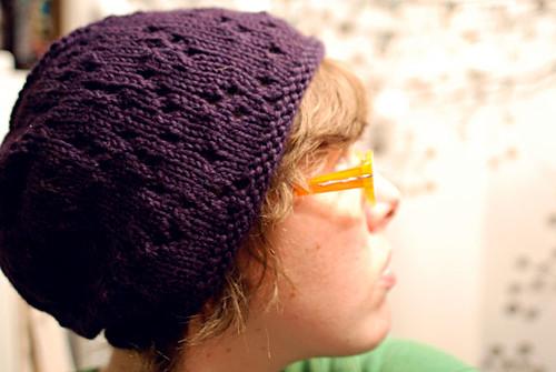 mscl lace hat